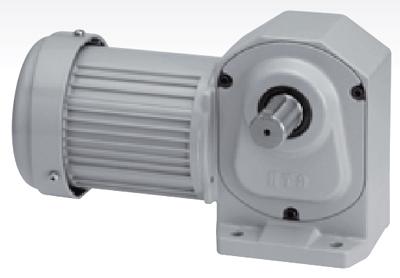 ニッセイギヤードモータ H2シリーズ 直交軸 三相200V 屋内仕様 H2L32R-5-MP08TNNTN